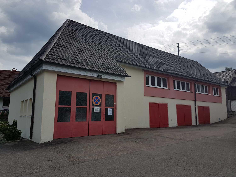 Feuerwehrgerätehaus-Jux | Freiwillige Feuerwehr Spiegelberg
