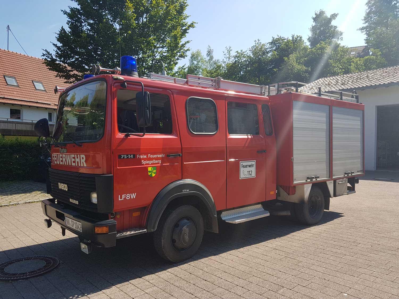 LF 8/6 | Freiwillige Feuerwehr Spiegelberg