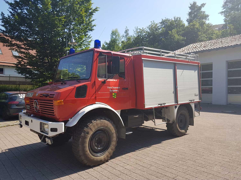 TLF 8/18 | Freiwillige Feuerwehr Spiegelberg