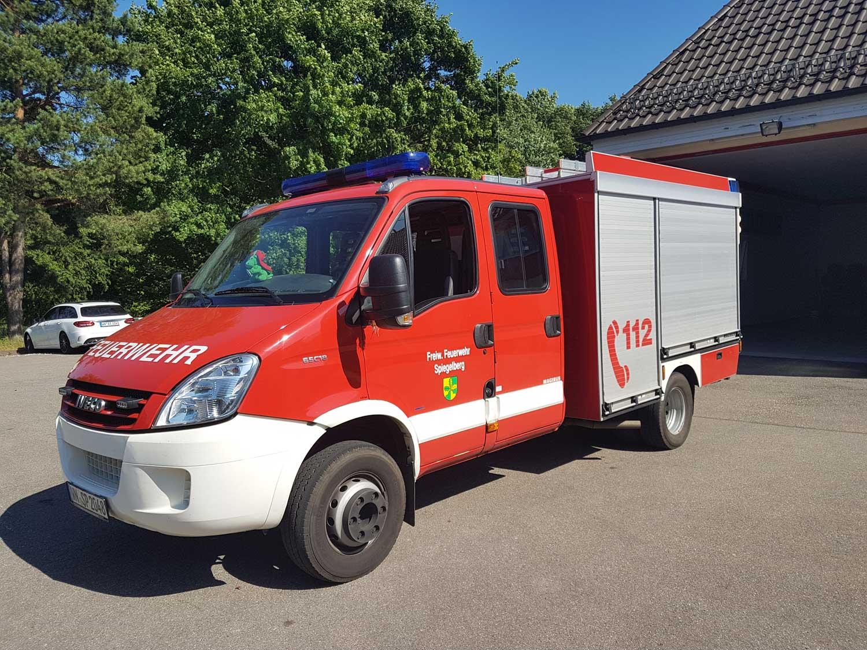 TSF-W | Freiwillige Feuerwehr Spiegelberg