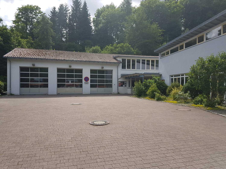Feuerwehrgerätehaus Spiegelberg | Freiwillige Feuerwehr Spiegelberg