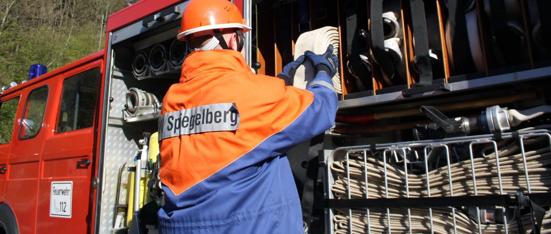 Jugendfeuerwehr Spiegelberg | Freiwillige Feuerwehr Spiegelberg