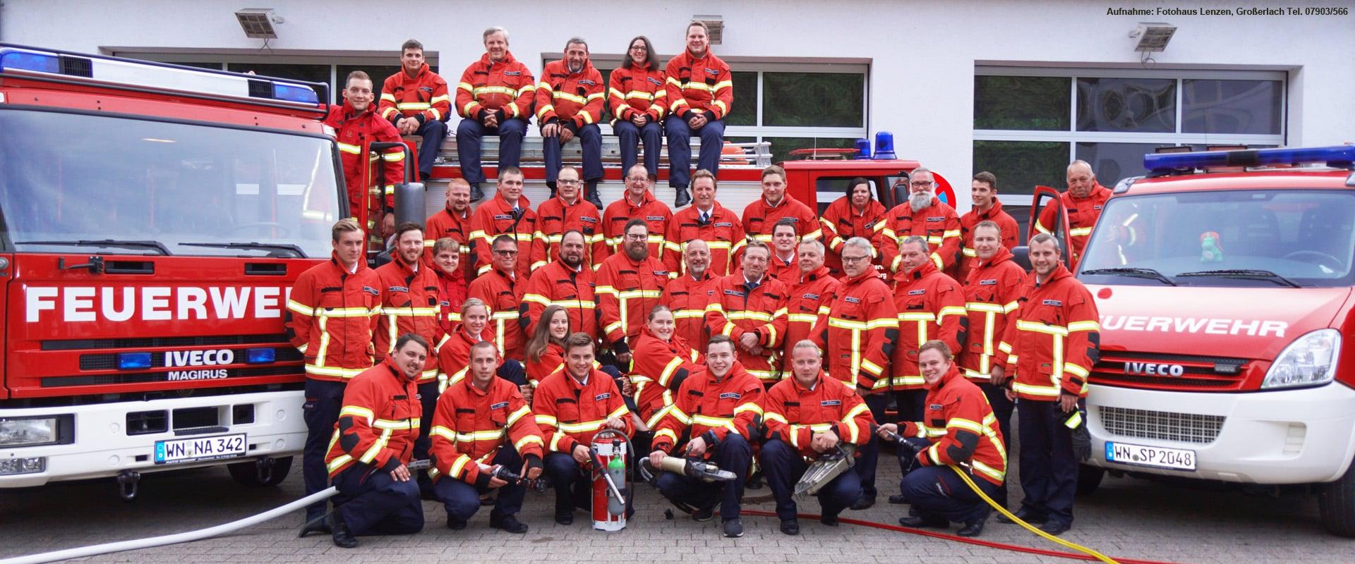 Feuerwehr Spiegelberg Einsatzabteilung
