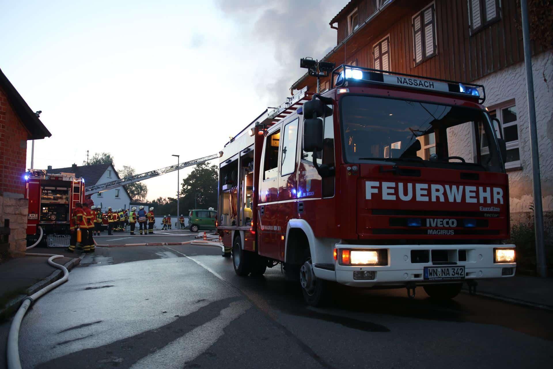 Feuerwehr Spiegelberg